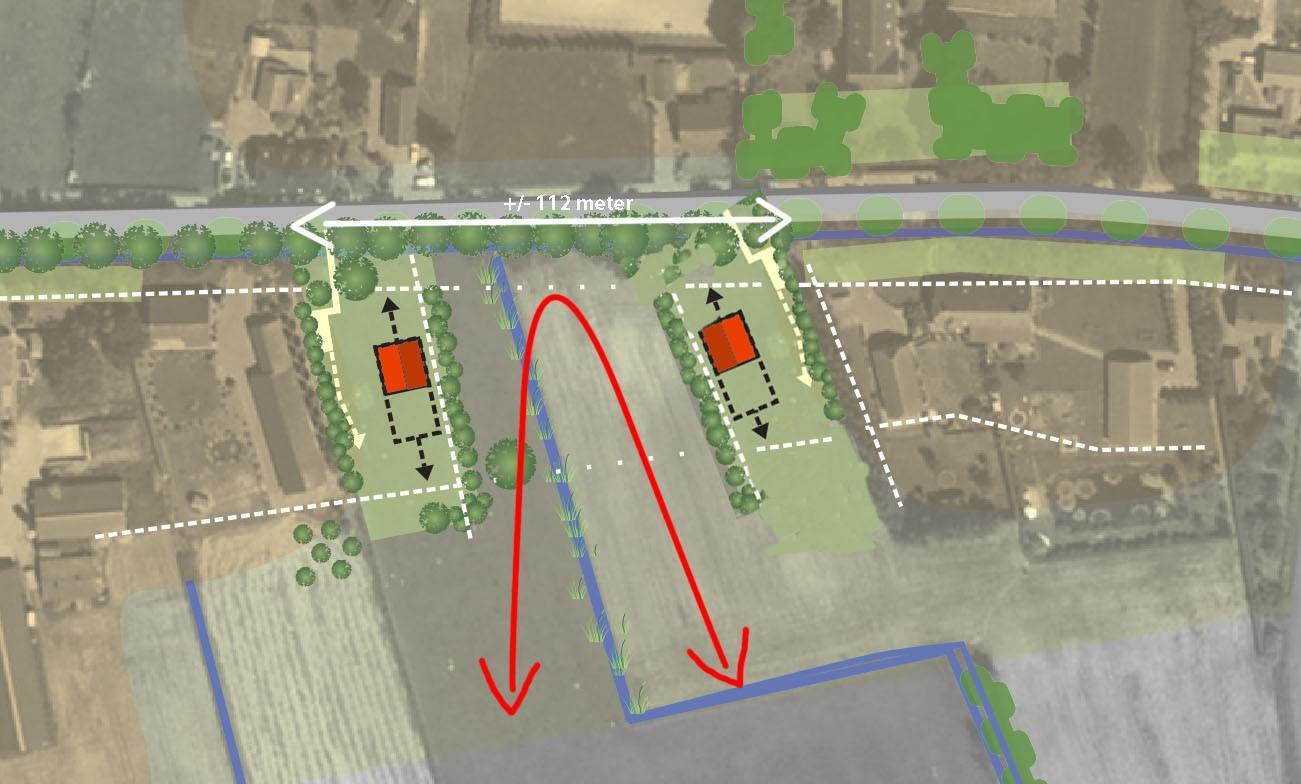Een ruimtelijke onderbouwing bij een omgevingsvergunning geeft weer waarom een plan uitvoerbaa