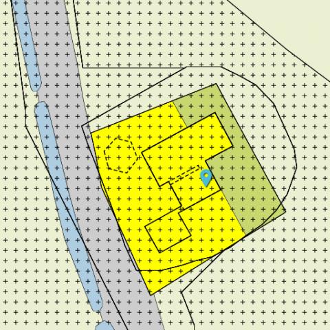 Verbeelding bestemmingsplan Buitendijksweg 6 Kampen