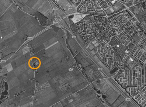 locatie Buitendijksweg 6 Kampen